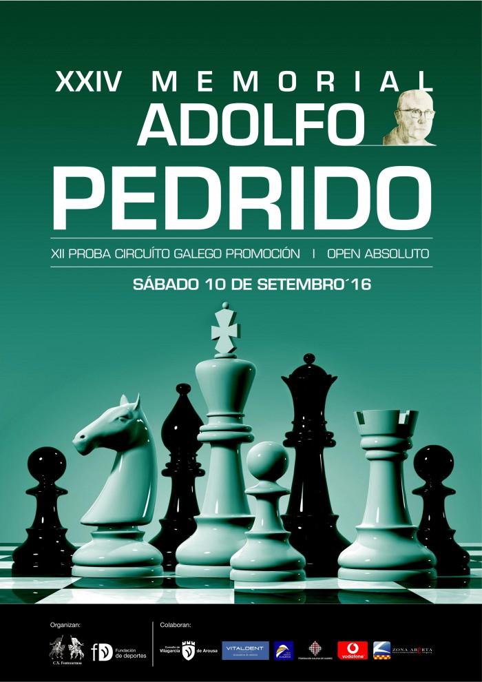 Adolfo Pedrido 2016