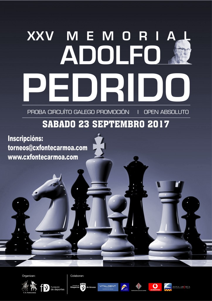 Adolfo Pedrido 2017